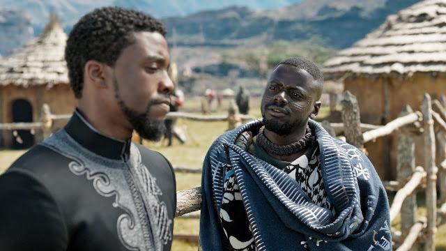 Chadwick Boseman Daniel Kaluuya Ryan Coogler | Marvel Black Panther