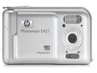 Picture HP Photosmart E427 Driver Download