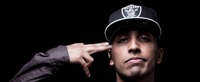 """Rashid lança o som """"Primeira Diss"""", que é uma diss pra ele mesmo."""