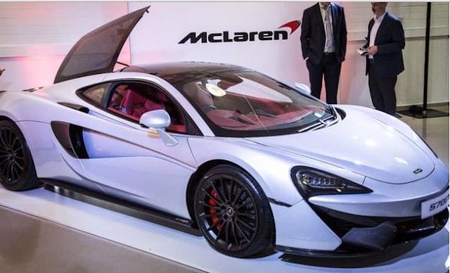 Harga Fantastis Supercar McLaren Rp. 2,9 Milyar