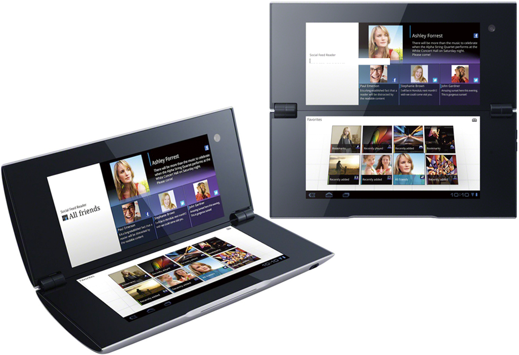 sony tablet p 3g mobiles phone arena. Black Bedroom Furniture Sets. Home Design Ideas