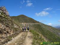 Ruta por el Pico Cogolla desde Avalle