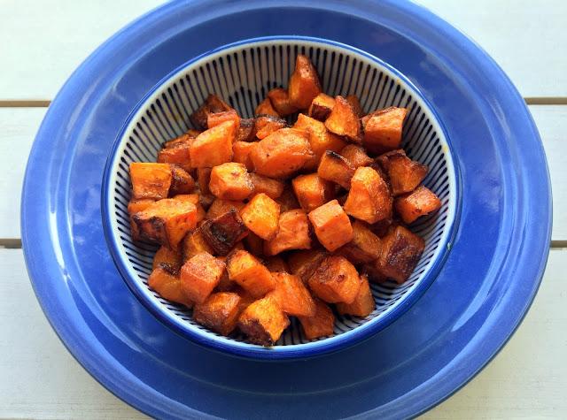 receita cenoura assada
