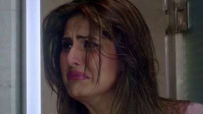 Zareen Khan Cry Image In Aksar 2 Film