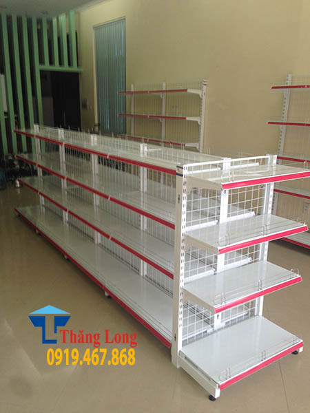 Mua giá kệ siêu thị tại Bắc Giang ở đâu?