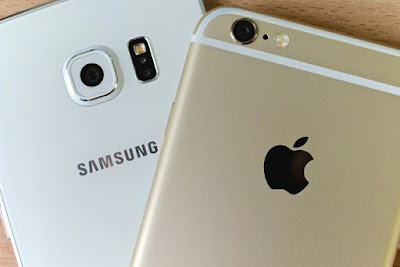 Samsung vs Apple mobiles. Whic is the biggest smartphone manufacturers?