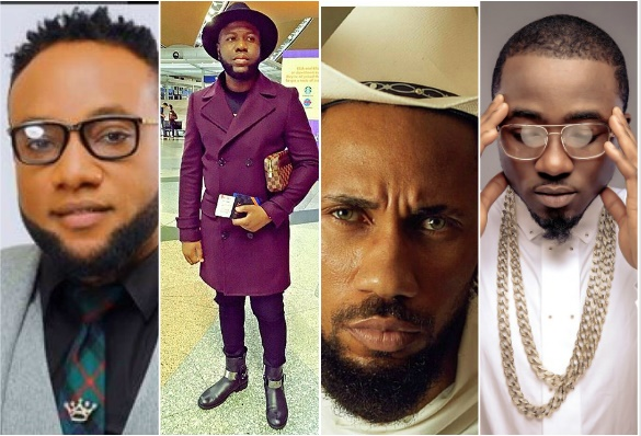 The fight between Pyhno, Ice Prince and Hushpuppi gets messy as Kcee, Zoro wades In