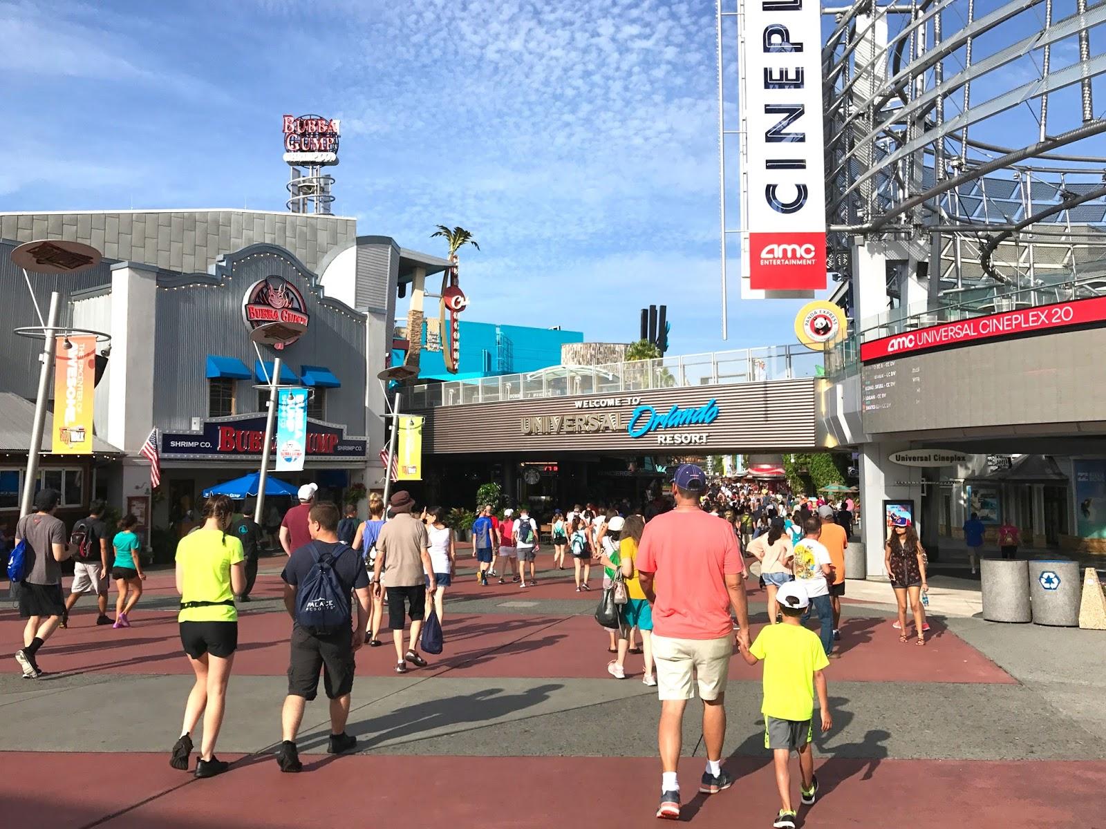 Universal Orlando | Univeral CityWalk