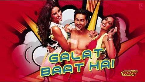 Hero tera galat baat song video download main hd