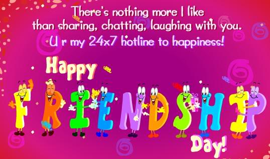 HD Friendship Day Images with Quotes