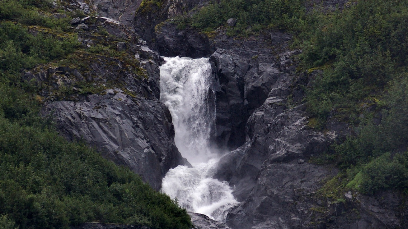 Ravishment: Beautiful Nature - Water Fall HD Latest Wallpaper 1080p