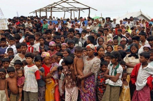 Etnis Rohingya Myanmar