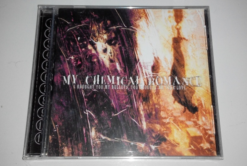 CD My Chemical Romance - I Brought You My Bullets, You ...