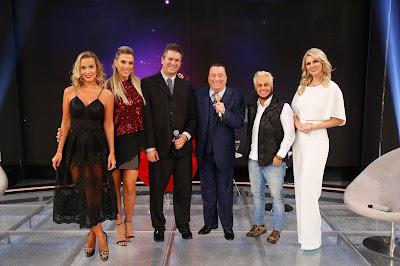 Lola, Ciça, Juscelino, Raul, Thammy e Val (Crédito: Rodrigo Belentani/SBT)