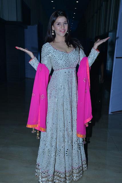 Mannara Chopra at Rogue Movie Audio Launch