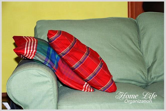 Как сшить чехлы для декоративных подушек своими руками