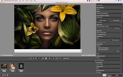 New Canon Professional Print & Layout Solution for Professional Photographers