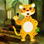G4K Cartoon Cheetah Rescue Game