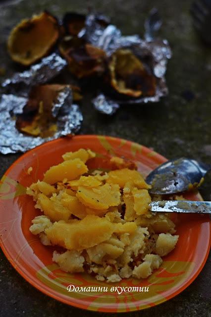 Картофи на жар