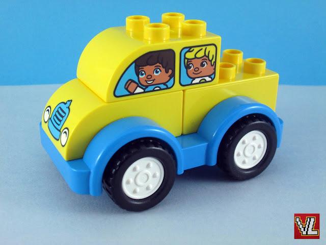 LEGO Duplo 10851 - modelo alternativo (pick-up)
