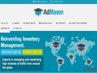 Admaven-Top-ad-network-for-bloggers-400x300