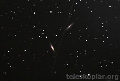 Meade ile galaksi gözlemi