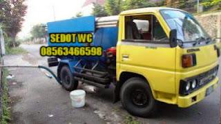 Sedot WC Tambak Wedi Kenjeran Surabaya Utara