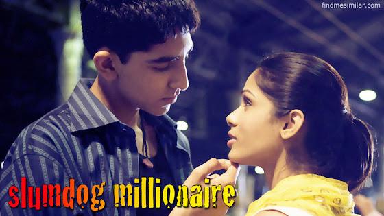 Slumdog Millionaire (2008) a movie like the pursuit of happyness