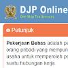 Panduan Pelaporan SPT Online
