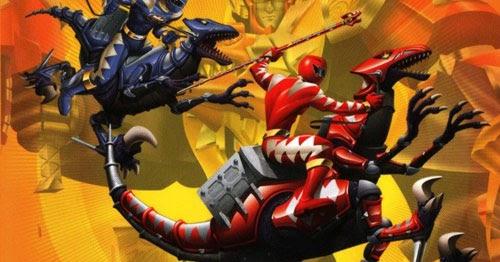 Devilzord.com: Power Rangers Dino Thunder Episode 04 ...