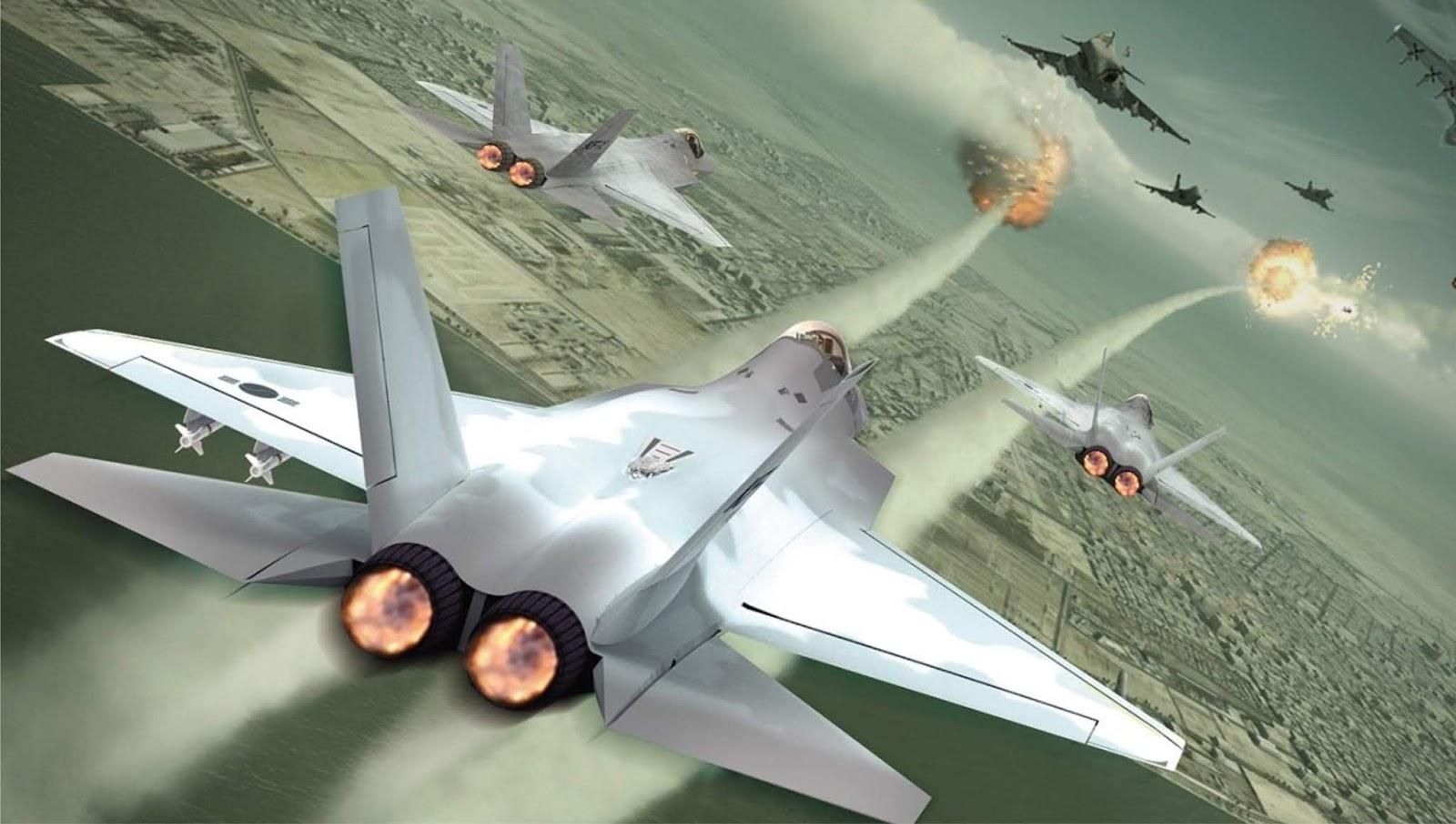 Korsel memperlihatkan gambar pertama desain KF-X dengan rudal-rudal Eropa
