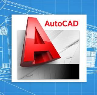 Autocad logo adalah sebuah software