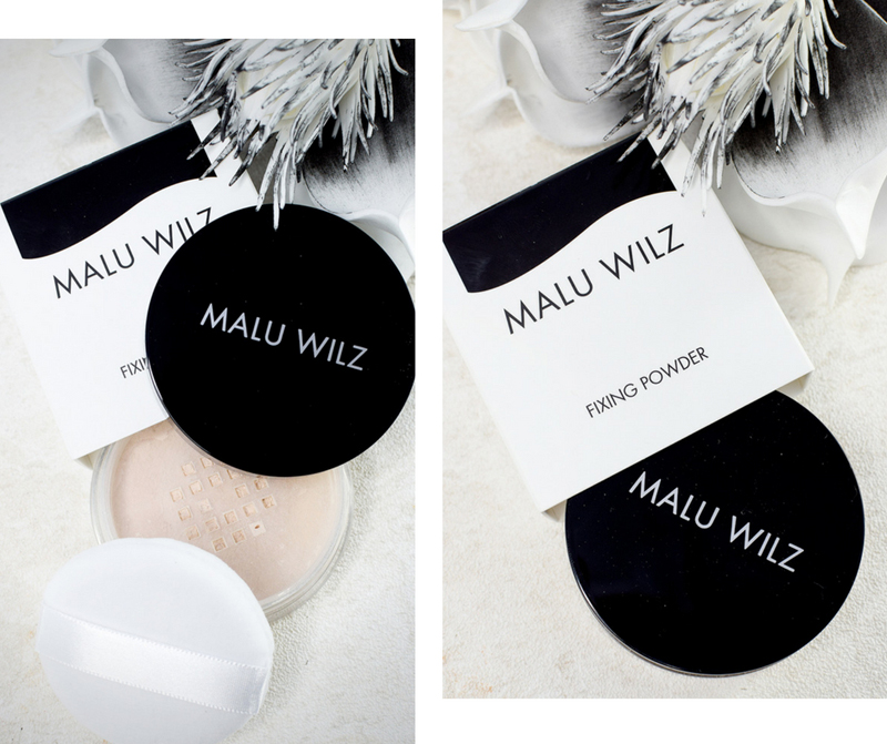 Malu Wilz Fixing Powder, Review