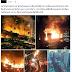 ทะเลเพลิง!!!…ประมวลภาพสหรัฐฯสุดหายนะ ประท้วงไม่เลิก เผาบ้านเผาเมืองลุกเป็นไฟ