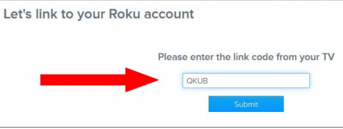 Account Codes Enter Creating Roku Link