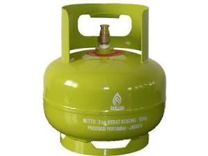 Mengatasi Gas LPG Bocor pada Tabung 3 KG