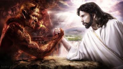 A diferença entre o céu e no inferno