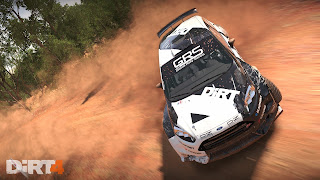 DiRT 4 HD Wallpaper