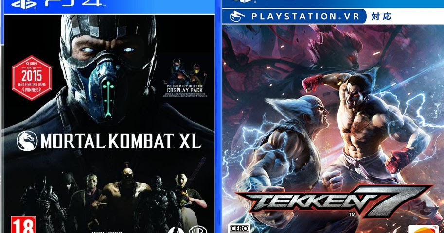 Mortal Kombat X Vs Tekken 7 Which Is Better