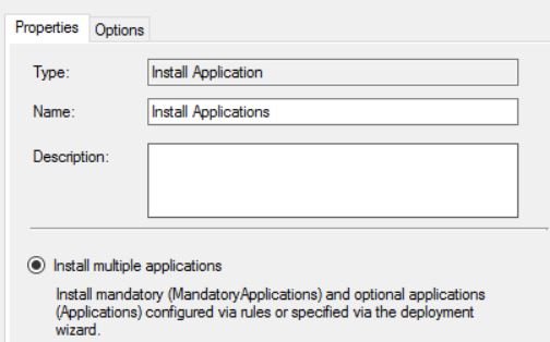 Run a Post Configuration Task Sequence once MDT deployment