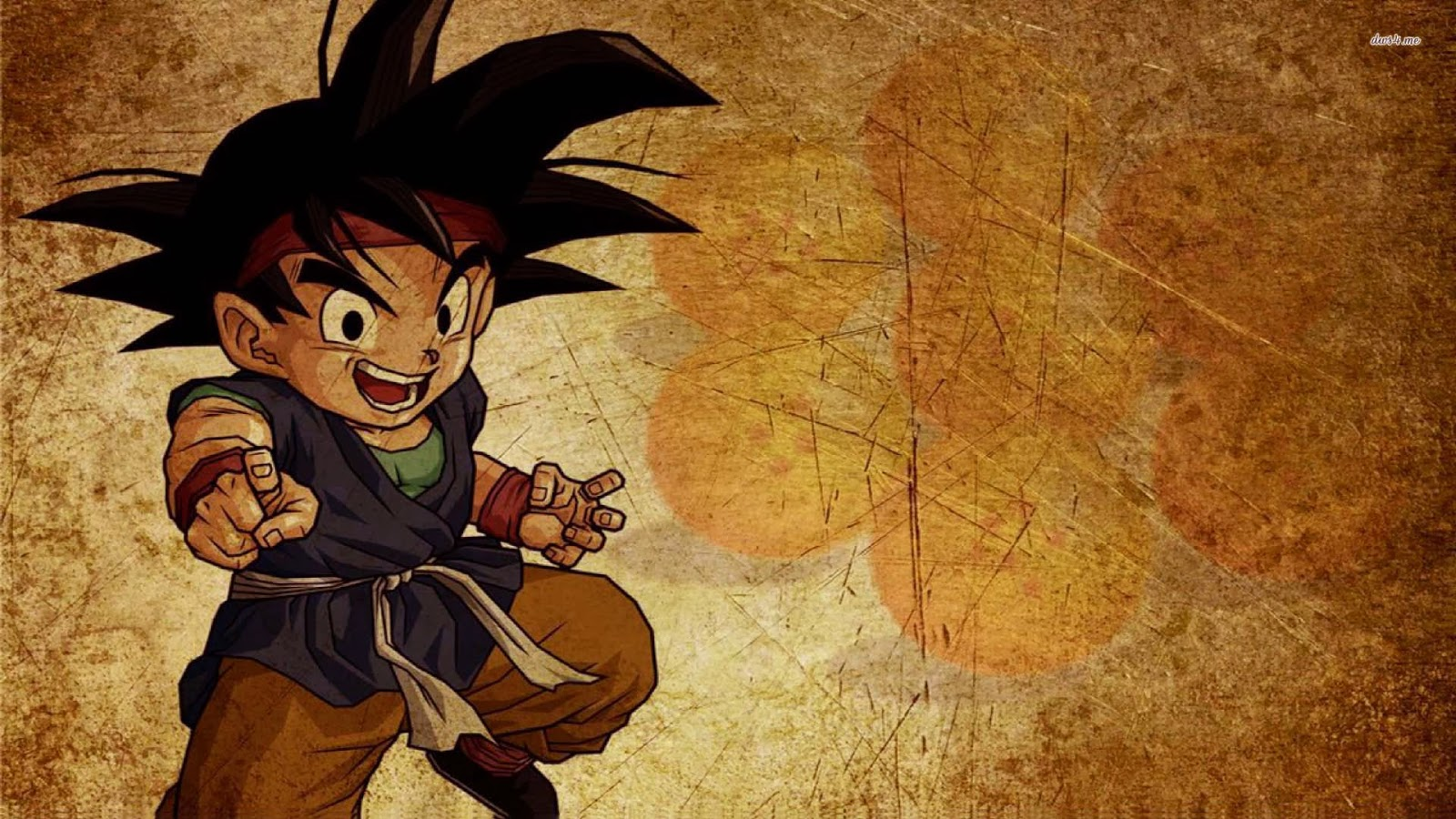 Dragon Ball Z Free HD Wallpaper