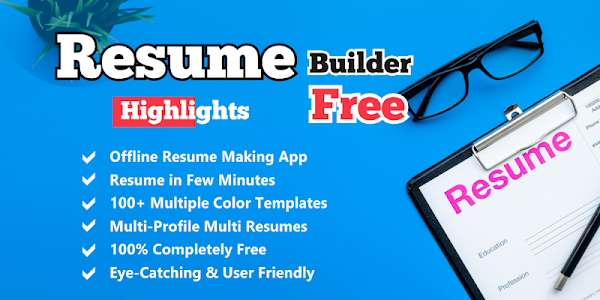 Cracked Android Apk Resume Builder App Free Template