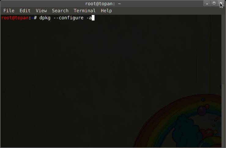 Cara Mengatasi Error di Kali Linux