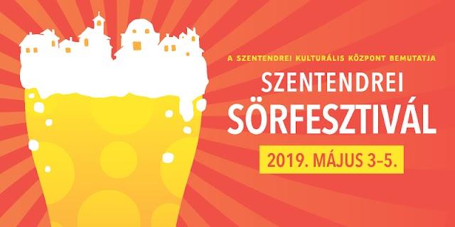 Májusban rendezik meg a Szentendrei Sörfesztivált