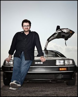 A Conversation with Screenwriter, Novelist, Time Traveler, and Uber-Geek Ernest Cline
