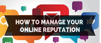 How To Manage Your Online Reputation - Best marketing strategies