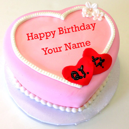 Birthday Cake Images With Name Pinky : Best Birthday Cake With Name - Happy Birthday