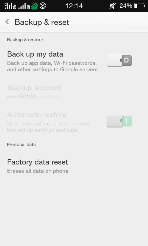How To Hard Reset or Factory Data Reset Oppo R1011 | OPPO