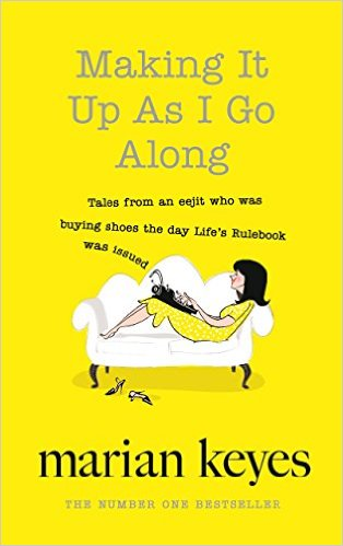 Chick Lit Central Book Review Making It Up As I Go Along