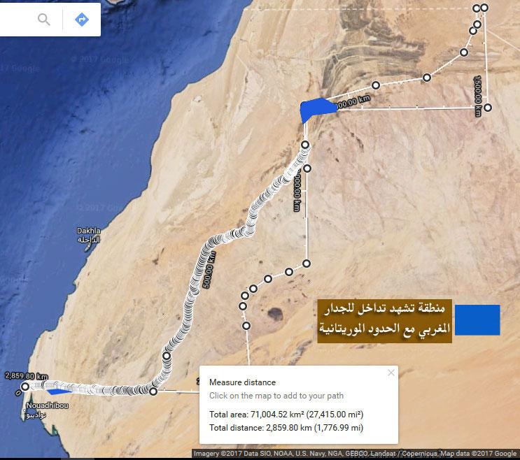 دراسة : مساحة المناطق الصحراوية المحررة، أكبر من 90 دولة ...